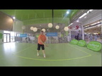 Le speed badminton au TCOP