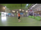 A la découverte du speed badminton à Oxylan village - FSBCF