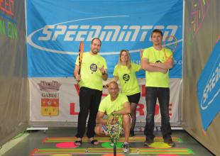 speedbadminton - Blackminton Lagarde 2016